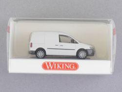 Wiking 2750229 Volkswagen VW Caddy candyweiß 1:87 H0 NEU! OVP
