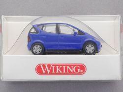 Wiking 1390122 MB Mercedes-Benz A-Klasse A 160 blau 1:87 NEU OVP