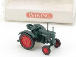 Wiking 8850127 Hanomag R 16 Traktor Schlepper 1:87 NEU! OVP