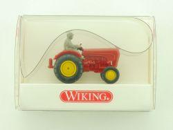 Wiking 8780121 Porsche Schlepper Traktor Trecker 1:87 NEU! OVP