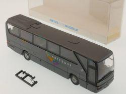 Rietze 61291 MB O 350 Nettbuss AS Drammen Norwegen Reisebus OVP