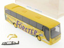 Rietze 63512 MAN A03 Reisecenter Förster Spiesen Reisebus TOP! OVP