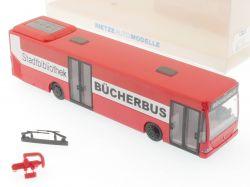 Rietze 62503 Mercedes MB Citaro Bücherbus Stadtbibliothek NEU! OVP