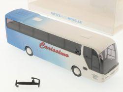 Rietze 63404 Neoplan Euroliner Carissimo Reisbus Schweiz TOP OVP SG