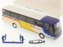 Rietze Setra S 315 HD ILG Zürich Reisebus Werbemodell NEU! OVP SG