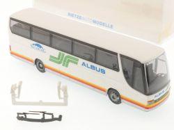 Rietze 64127 Setra S315 HDH Albus Salzburg Reisebus Austria OVP SG
