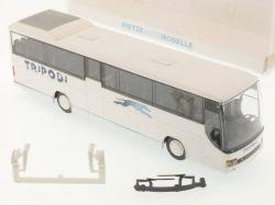 Rietze 64127 Setra S 315 GT-HD Tripodi Reisebus Italien TOP! OVP
