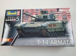 Revell 03274 T-14 Armata Kampf-Panzer Russland 1:35 NEU! OVP