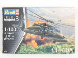 Revell 04984 UH-60A Kampfhubschrauber KIT 1:100 NEU! OVP