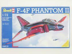Revell 04615 F-4F Phantom II 2 Kampfflugzeug Jet 1:72 wie NEU OVP
