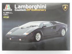 Italeri 3684 Lamborghini Countach 25th Anniversary KIT NEU! OVP