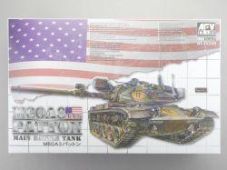 AFV 35249 M60A3 Patton Main Battle Tank TTS Panzer 1:35 NEU OVP