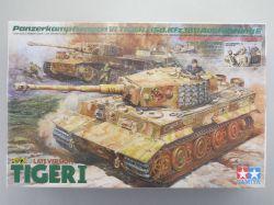 Tamiya 25401 Panzerkampfwagen Tiger I VI Ausf.E KIT 1:35 NEU OVP