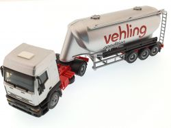 Herpa Iveco Eutersilo-SZ Spedition Vehling  extrem selten TOP