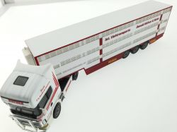 Herpa 148870 Scania 164L Viehtransport-SZ Hüfner Pezzaioli TOP