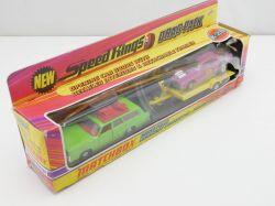 Matchbox K-28  Super Speed Kings Drag Pack Mercury Dragster OVP
