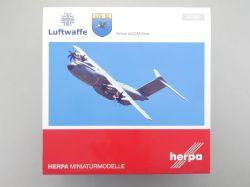 Herpa 557207-002 Airbus A400M Atlas Deutsche Luftwaffe 1:200 OVP