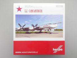 Herpa 559089 Tupolev TU-95MS Bear H Soviet Air Force 1:200 OVP