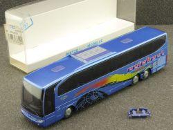 Rietze 63604 MB Travego Reichert Reisebus Amberg sehr selten OVP