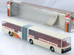 Herpa 832461 Kässbohrer Setra SG 221 UL Gelenkbus Bus 1:87 OVP