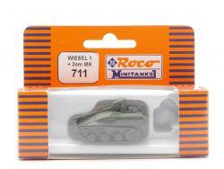 Roco 711 Minitanks Wiesel 1 2cm Maschinenkanone NEU! OVP