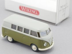 Wiking 7974027 Volkswagen VW T1 Transporter Bulli 1:87 NEU!  OVP