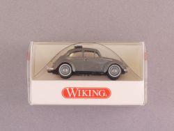 Wiking 7944026 Volkswagen VW Käfer Faltdach grau NEU! OVP