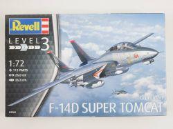Revell 03960 F-14D Super Tomcat Kampfjet Bausatz KIT 1:72 NEU OVP