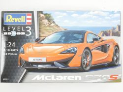 Revell 07051 McLaren 570S Supersportwagen KIT 1:24 NEU! OVP