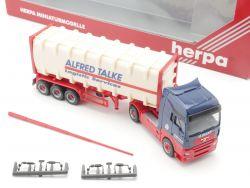 Herpa 147064 MAN Bulkcontainer-SZ LKW Alfred Talke 1:87 NEU! OVP