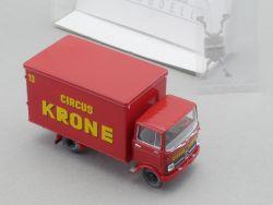 Brekina 48521 MB LP 608 LKW Zirkus Circus Krone 1:87 NEU! OVP