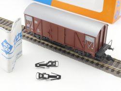 Roco 4374 S Gedeckter Güterwagen Gls DB KKK vgl. 46264 TOP!  OVP