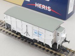 Heris 11501 Bierwagen Transthermos Kühlverkehr DB KKK NEU!  OVP