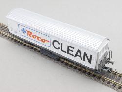 Roco 46400 Schienenreinigungswagen Clean Line SBB KKK TOP! OVP