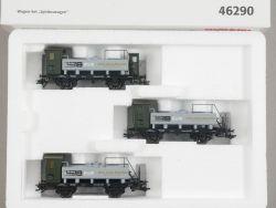 Märklin 46290 Wagen-Set Spirituswagen Krausser KBayStsB NEU! OVP