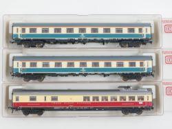 Fleischmann 3x Schnellzugwagen IC InterCity TEE 5191 5162 OVP