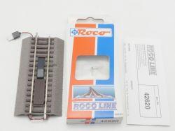 Roco 42519 Line Elektrisches Entkupplungsgleis Böschung EVP