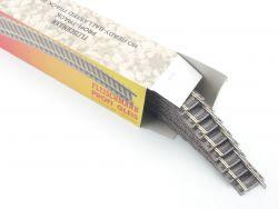 Fleischmann 6125 8x gebogenes Gleis R2 420 mm Profi-Gleis NEU OVP