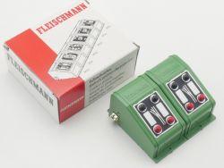 Fleischmann 6920 2x Weichen Stellpult für Profi-Gleis wie NEU OVP ST