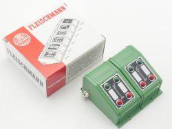 Fleischmann 6927 2x Signal-Stellpult für Profi-Gleis wie NEU OVP