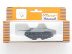Roco 706 Minitanks Jagdpanzer IV 4 Militär Modell 1:87 NEU! OVP