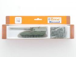 Roco 730 Minitanks Panzerhaubitze PZH 2000 Militär 1:87 NEU OVP