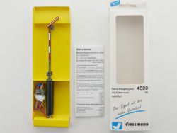 Viessmann 4500 Form-Hauptsignal Gittermast Messing H0 LED NEU OVP ST