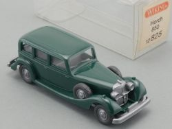 Wiking 82512 Horch 850 grün Bj 1937 Modellauto 1:87 NEU! OVP