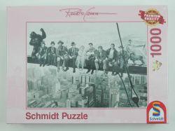 Schmidt Puzzle 57294 Renato Casaro Drehpause 1.000 Teile NEU OVP