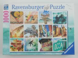 Ravensburger 195060 Puzzle Surfin' USA 1.000 Teile NEU Folie OVP