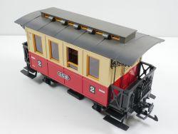 LGB 3011 Lehmann Personenwagen Schienenreinigungswagen 5005