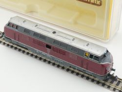 Minitrix 51 2061 00 Diesellokomotive V 200 137 DB defekt OVP