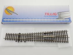 Tillig / Pilz 82342 Weiche links 7,5 Grad H0-Standard NEU! OVP ST