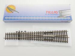 Tillig / Pilz 82341 Weiche rechts 7,5 Grad H0-Standard NEU! OVP ST